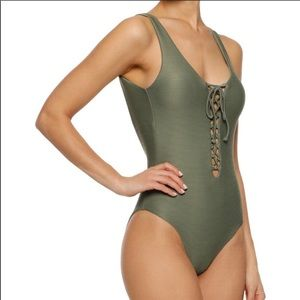 Onia Bridget One Piece Swimsuit NWT